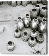 The Craftsman In Jodhpur Canvas Print