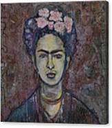 Metamorphosis Frida Canvas Print