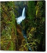 Metlako Falls Canvas Print