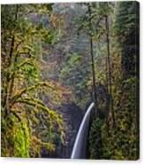 Metlako Falls Oregon Canvas Print