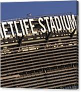 Metlife Stadium Canvas Print