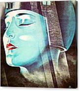 Metropolis Poster Canvas Print