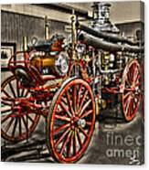 Metropolitan Steamer Canvas Print