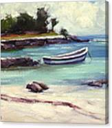 Mexico Beach Canvas Print