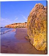 Mexico, Gulf Of California, Baja Canvas Print