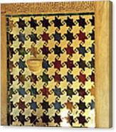 Mexuar In The Alhambra Canvas Print
