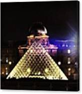 #mgmarts #louvre #paris #france #europe Canvas Print