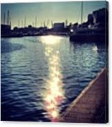 #mgmarts #spain #alicante #sea #seaside Canvas Print