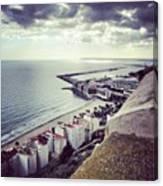 #mgmarts #spain #seaside #sea #view Canvas Print