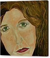 Mi Amore  Canvas Print