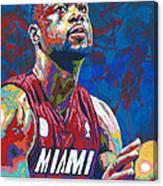 Miami Wade Canvas Print