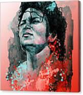 Michael Jackson 13 Canvas Print