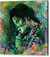 Michael Jackson 15 Canvas Print