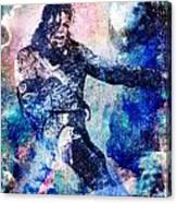 Michael Jackson Original Painting  Canvas Print