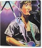 Micheal Kang Canvas Print