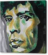 Mick Jagger Canvas Print