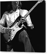 Mick Rocks 1977 Canvas Print