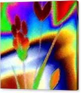 Micro Linear 37 Canvas Print