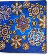 Microscope Canvas Print