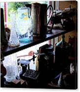 Middlebrook General Store Window Canvas Print