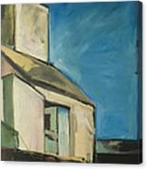 Midland Coop Sturgeon Bay Canvas Print