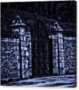 Midnight At The Prison Gates Canvas Print