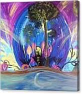 Midnight Ball Canvas Print
