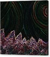 Midnight Forest By Jrr Canvas Print
