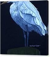 Midnight Watch Canvas Print