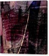 Midnights Grapes  Canvas Print