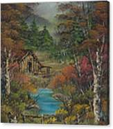 Midwestern Landscape Canvas Print