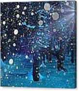 Midwinter Canvas Print