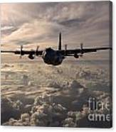 Mighty Hercules Canvas Print