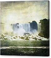 Mighty Niagara Canvas Print