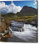 Mighty Tryfan  Canvas Print