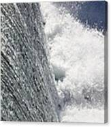 Mighty Water Canvas Print