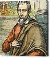 Miguel Serveto (1511-1553) Canvas Print