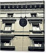 Milan Building Canvas Print