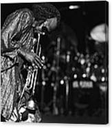 Miles Davis 1 Canvas Print