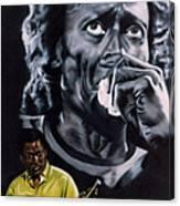 More Miles Of Davis Canvas Print