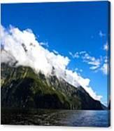 Milford Sound #2 Canvas Print