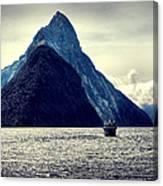 Milford Sound I Canvas Print
