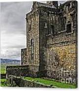 Military Fortress Canvas Print