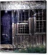 Mill House Canvas Print