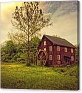 Mill Point Canvas Print