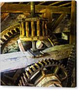 Mill Universal Newlin Mills Pa Canvas Print