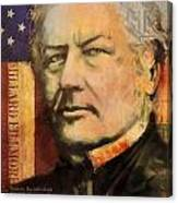 Millard Fillmore Canvas Print