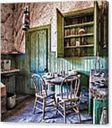 Miller House Kitchen Canvas Print