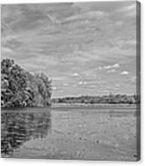 Millpond Canvas Print