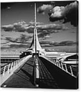 Milwaukee Art Museum - Wisconsin Canvas Print